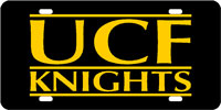 UCF-Knights License Plate