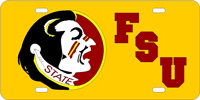 053159 Florida State University - Chief FSU Gold