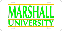 114010 Marshall University - Marshall University Silver-Green-Gold