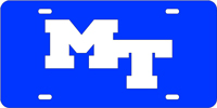 124538 Middle Tennessee State - MT Blue-Silver