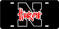 130072 Nebraska, University of - N Huskers Black-Silver-Red