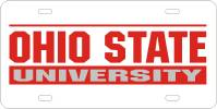 Ohio State University - Ohio State University License Plate
