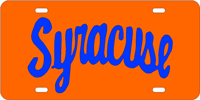 185027 Syracuse - Syracuse Orange-Blue