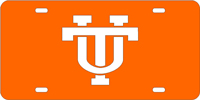 190052 Tennessee, University of - UT Orange-Silver