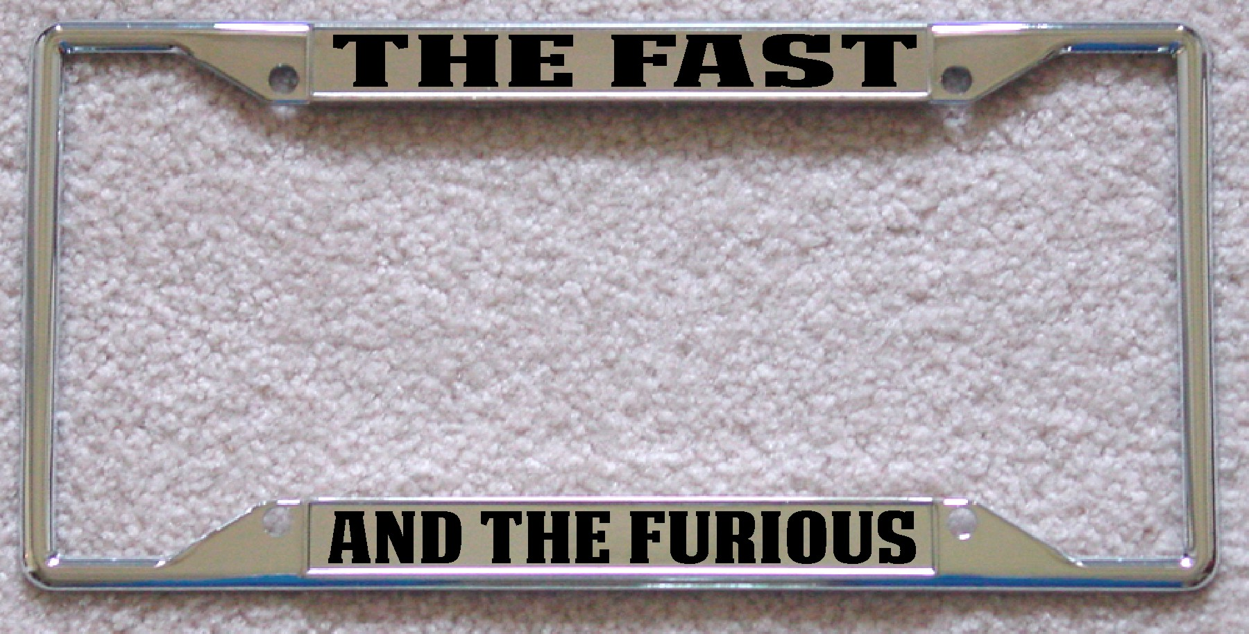 Frame The Fast and The Furious
