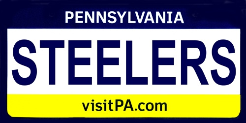 pa license plate display laws