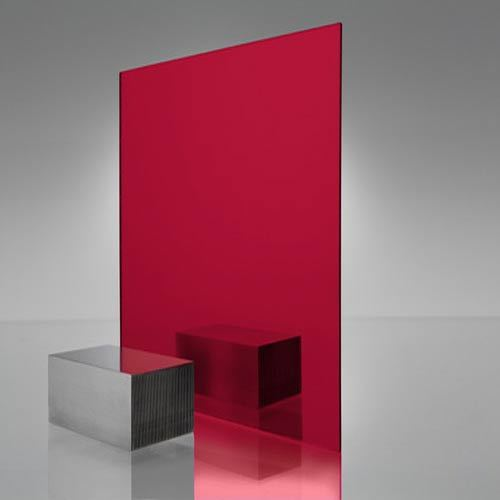 Acrylic Mirror Red